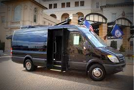 Image of sprinter van rental in ct